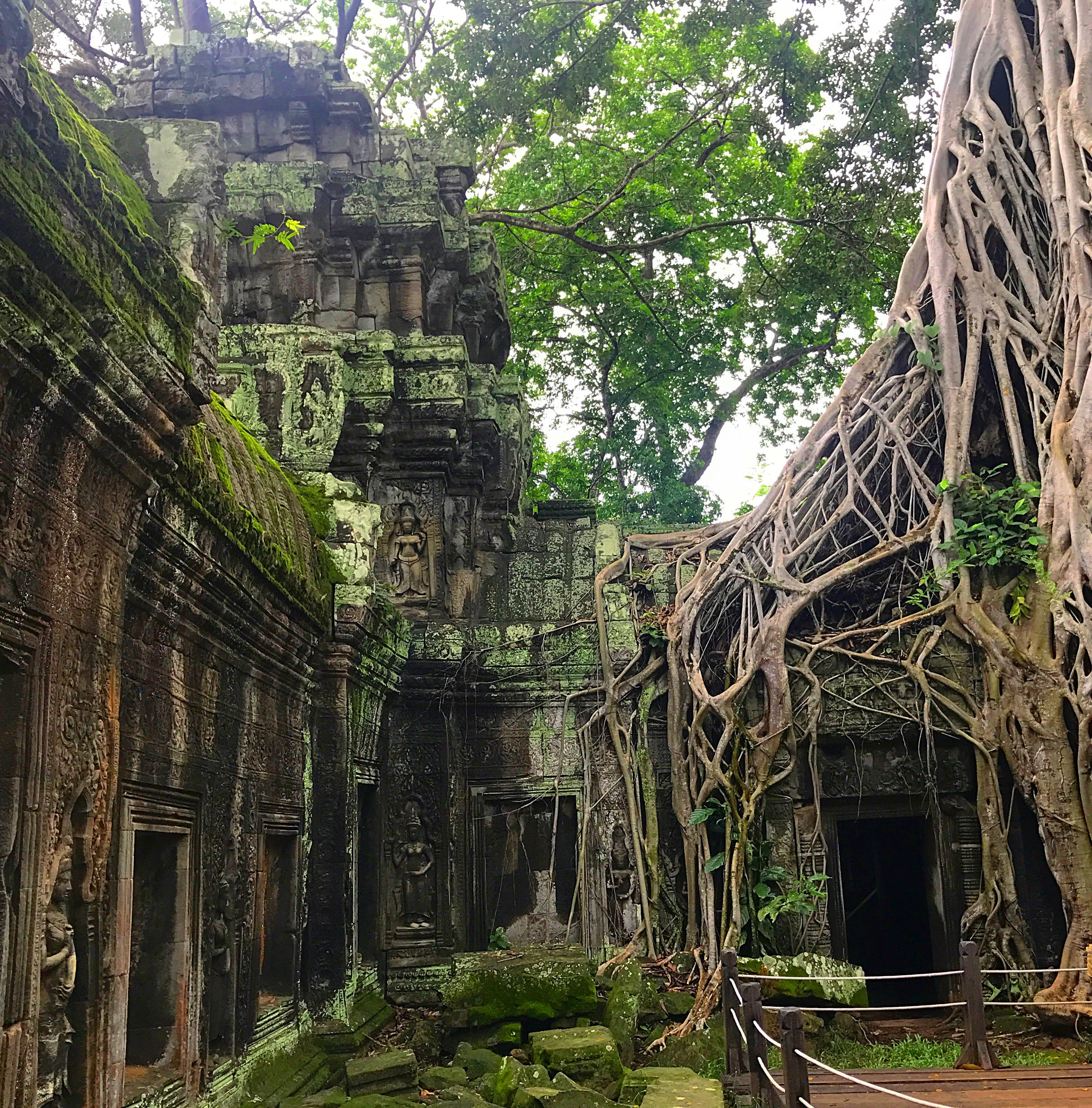 how to get from thailand to ankor wat