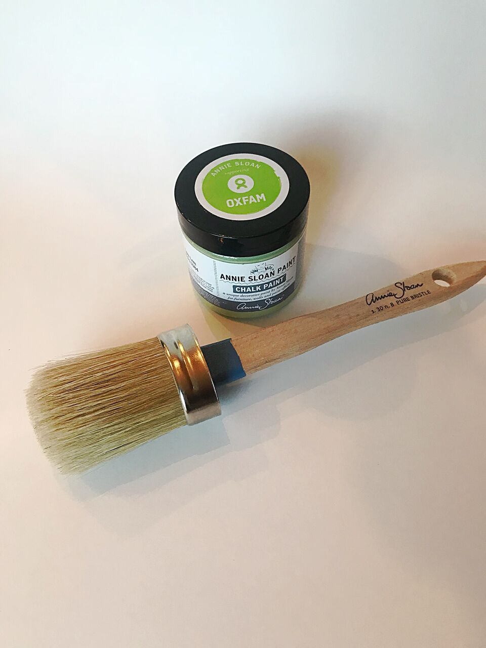 Chalk Paint® by Annie Sloan and Oxfam