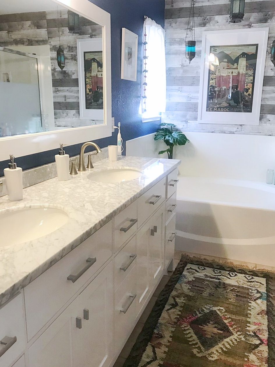 Tour Tuesday: Master Bath Partial Remodel