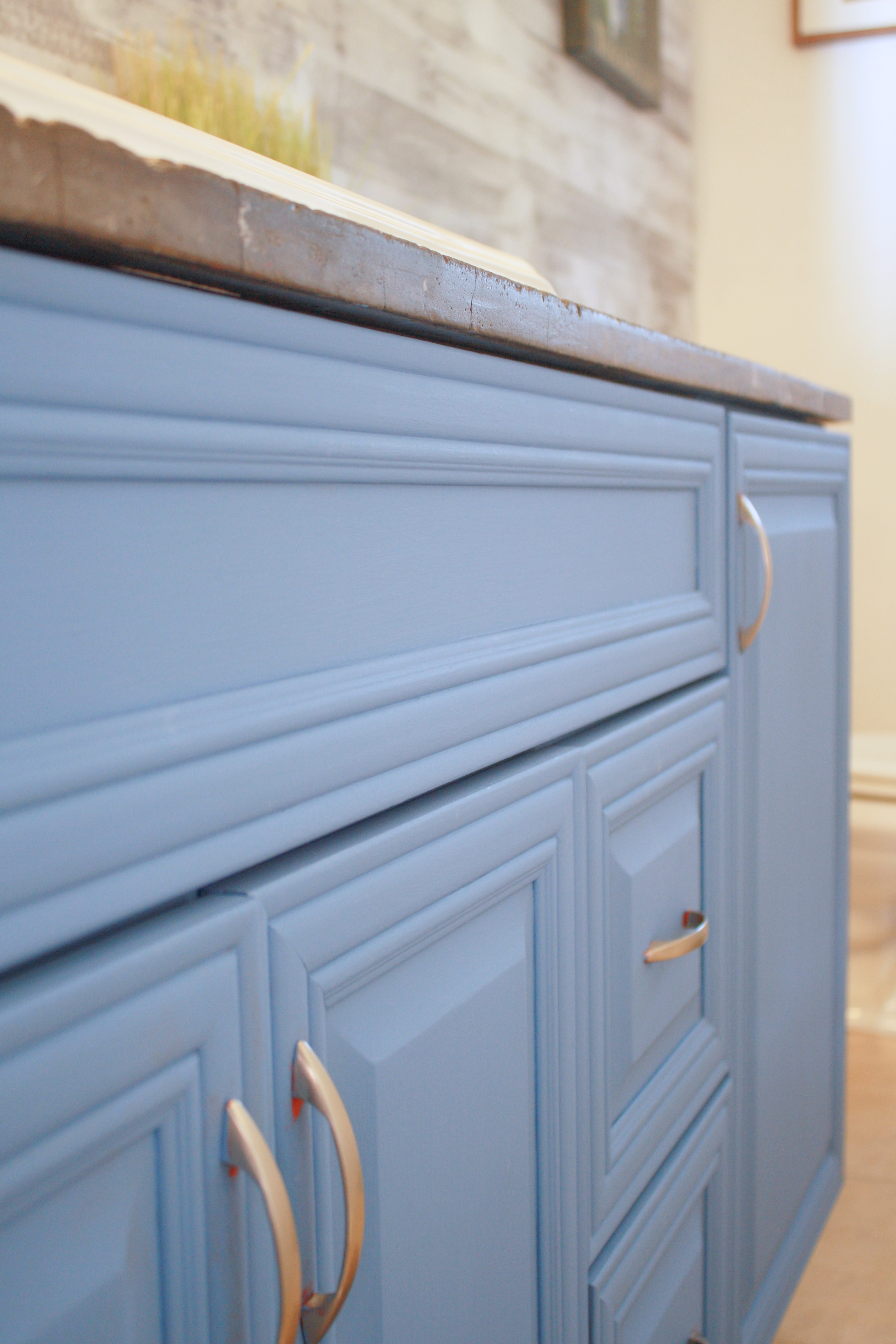 Blog Archive Bathroom Refresh With Chalk Paint By Annie Sloan